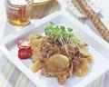 タイトル:豚肉と新しょうがの炒め物