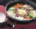 タイトル:韓国風すき焼き