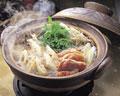 タイトル:きりたんぽ鍋