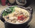 タイトル:豆乳鍋