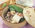 タイトル:五目湯豆腐