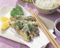 タイトル:イワシの天ぷら