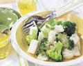 タイトル:イカとブロッコリーのサラダ