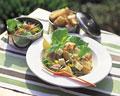 タイトル:バケットサラダ