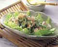 タイトル:ゴーヤと豆腐のサラダ