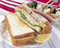 タイトル:クラブハウスサンドイッチ