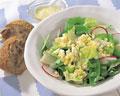 タイトル:春野菜のサラダ
