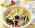 タイトル:温野菜サラダ