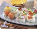 タイトル:手まり寿司