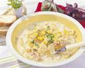 タイトル:ファルファッレのクリームスープ