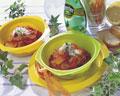 タイトル:ジャガイモのトマト煮