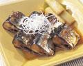 タイトル:サンマの煮物