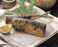 タイトル:サンマの味噌焼き