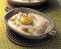 タイトル:ジャガイモのグラタン