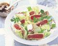 タイトル:マグロのサラダ