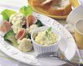 タイトル:ブロッコリーとカリフラワーのサラダ