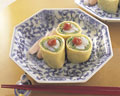 タイトル:おせち料理,錦紙巻き