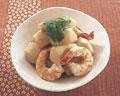 タイトル:おせち料理,里芋とえびの煮物
