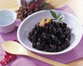 タイトル:おせち料理,黒豆