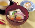タイトル:雑煮,関東風