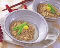 タイトル:鶏そぼろの雑煮