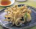 タイトル:ごぼうの天ぷら