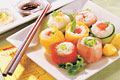 タイトル:巻き寿司