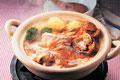タイトル:海鮮チゲ鍋