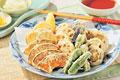 タイトル:野菜の天ぷら