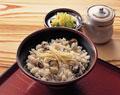 タイトル:牡蠣ご飯