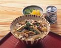 タイトル:山菜ご飯