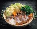タイトル:海鮮鍋