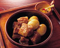 タイトル:豚角煮