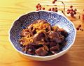 タイトル:砂肝の煮物
