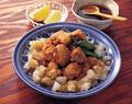 タイトル:鶏肉の唐揚げ