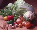 タイトル:野菜集合