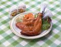 タイトル:鶏もも肉の照り焼き