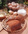 タイトル:パンと牛乳とタマゴ