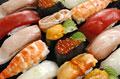 タイトル:多種のにぎり寿司