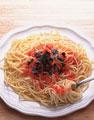 タイトル:たらこスパゲッティ