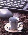 タイトル:コーヒーと豆