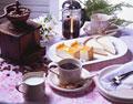 タイトル:コーヒーとケーキ