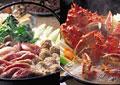タイトル:鍋料理のイメージ・コラージュ