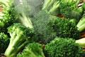 タイトル:茹でたブロッコリー