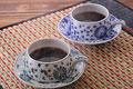 タイトル:2杯のベトナムコーヒー