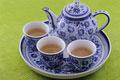 タイトル:中国茶(鉄観音茶)