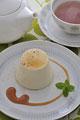 タイトル:プリンと紅茶