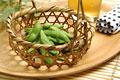 タイトル:枝豆とビール