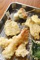タイトル:5種類の天ぷら