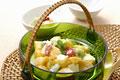 タイトル:フルーツサラダ
